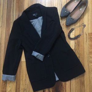 Black AB Studio Blazer